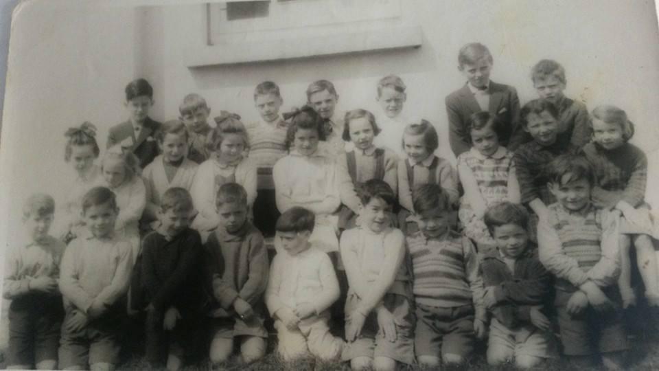 Cliffoney National School 1961