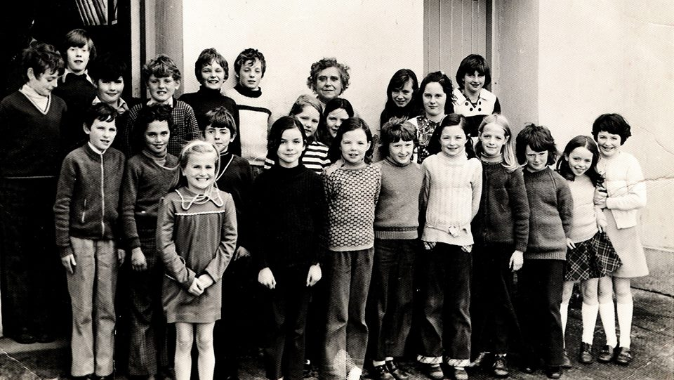 5th and 6th class cliffoney national school