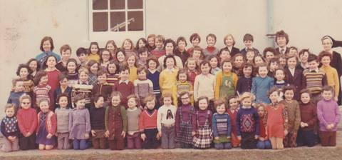 cliffoney national school 1974
